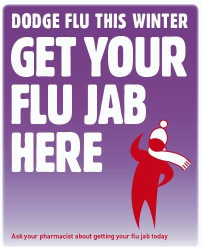 Flu Advert